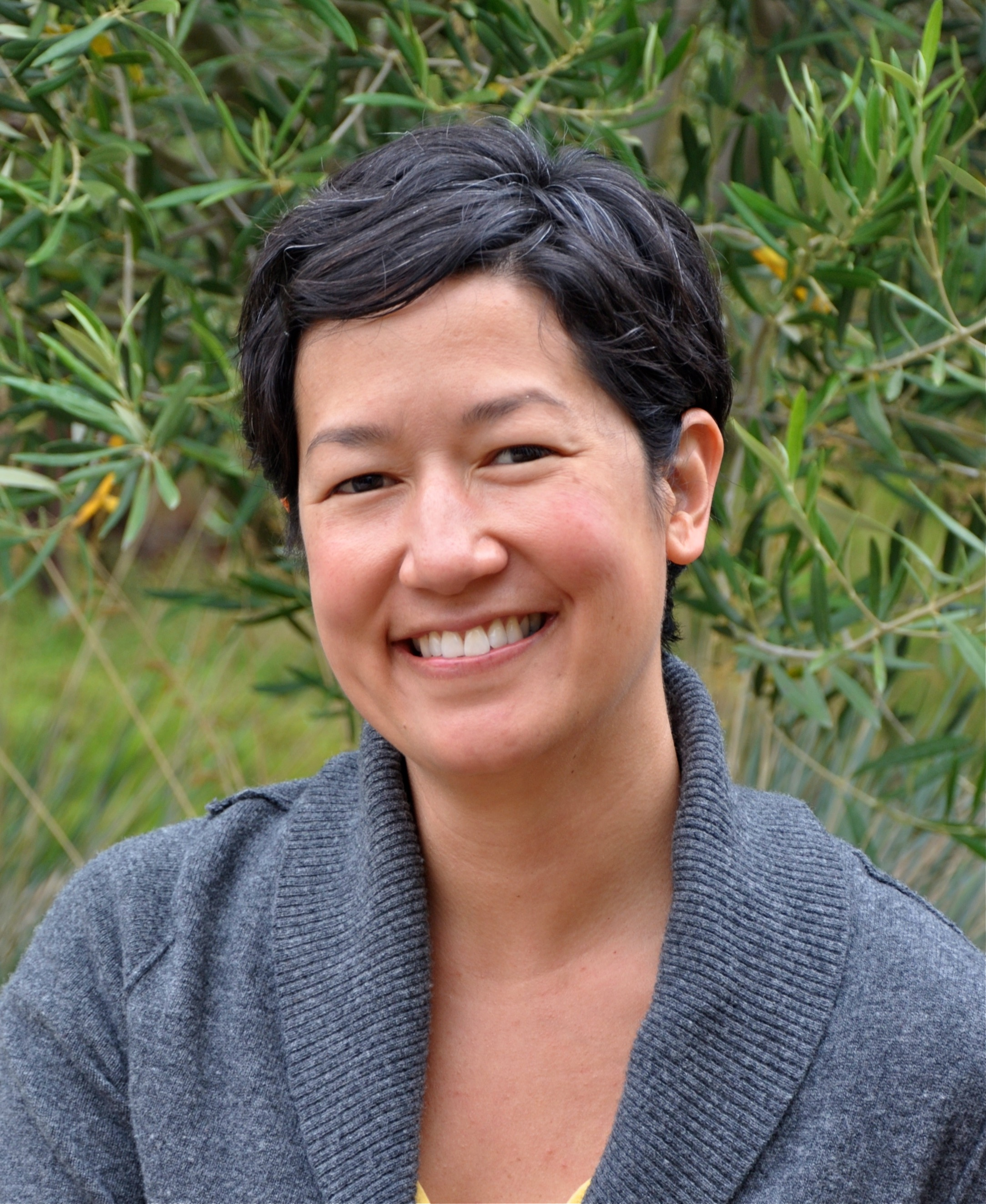 Miya Yoshitani, Associate Director of Asian Pacific Environmental Network (APEN)